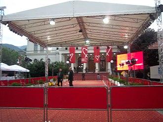 Sarajevo Film Festival - SFF red carpet