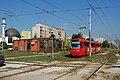 Sarajevo Tram-509 Line-3 2011-10-04 (2).jpg