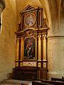 Sarlat-la-Canéda saint Sacerdos retable.JPG