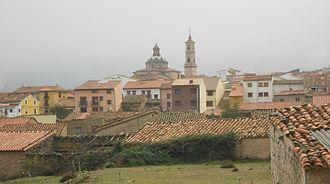 Sarrión - Image: Sarrión
