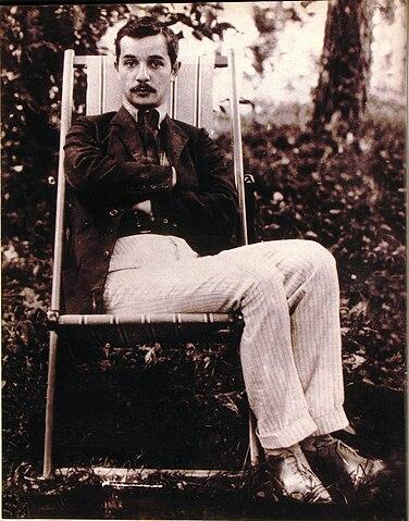 Саша Чёрный в 1900-х годах