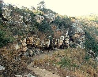 Saptaparni Cave human settlement in India