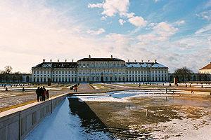 Maximilian II Emanuel, Elector of Bavaria - Schleissheim, New Palace