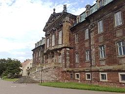 SchlossBurgscheidungen Fassade