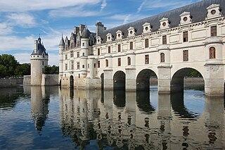 Château de Chenonceau castle