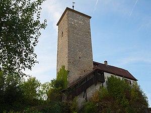 Hans von und zu Aufseß - birthplace Hans von Aufseß