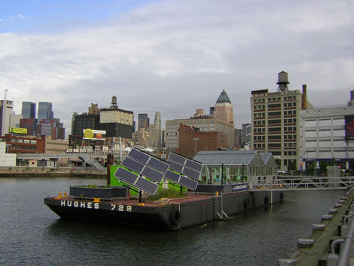 Science Barge Wikipedia