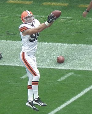 Scott Fujita - Fujita with the Browns