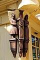 Sculpture - 27 rue O. de Clisson à Josselin.JPG