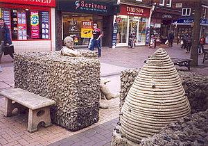 Beeston, Nottinghamshire - The Beekeeper on Beeston High Road