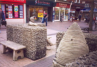 Beeston, Nottinghamshire - The Beekeeper on Beeston High Road