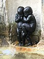 Sculptures of babies in a fountains at Rockcliffe Park, Ontario.jpg