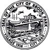 Official seal of City of Brook Park