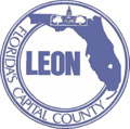 Siegel von Leon County (Florida)