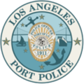 Seal of the Los Angeles Port Police.png