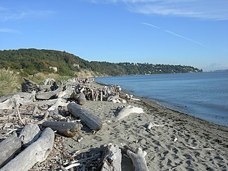 Discovery Park (Seattle) - South Beach