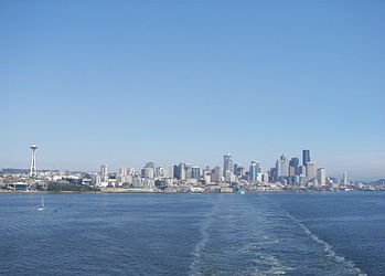 Seattle downtown from Elliott Bay 7.jpg
