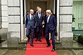 Secretary Kerry Chats With Belgian Prime Minister Michel and Foreign Minister Reynders at the Prime Minister's Residence in Brussels (25752308540).jpg