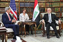 Secretary Kerry Meets With Iraqi Foreign Minister al Ja'fari (15208153772).jpg