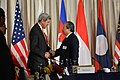 Secretary Kerry Shakes Hands With Malaysian Foreign Minister Aman (29796141011).jpg