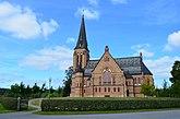 Fil:Seglora nya kyrka från sydöst.JPG