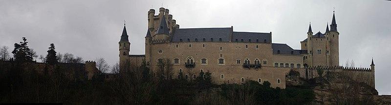 Segovia 02 alcazar by-dpc.jpg