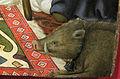 Seguace del ghirlandaio, madonna col bambino e santi, da s. donato a castelnuovo dei sabbioni (cavriglia), 1485-95 ca. 06.JPG