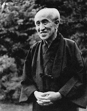 Seison Maeda - Maeda Seison in 1955