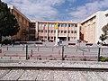 Selçuk Üniversitesi Edebiyat Fakültesi önü.jpg