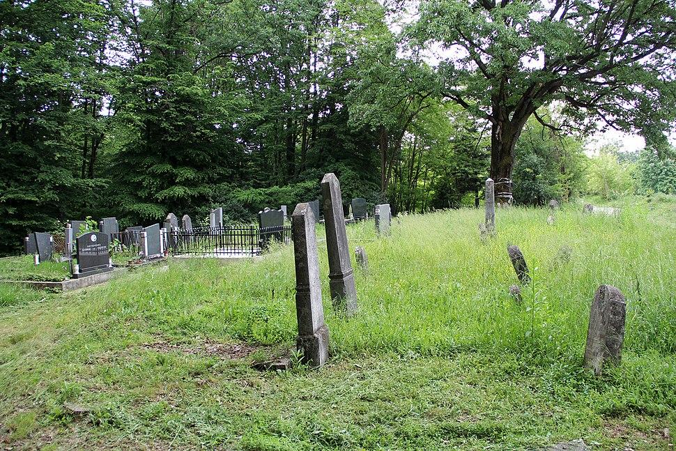 Selo Zlatarić - opština Valjevo - zapadna Srbija - Seosko groblje 1
