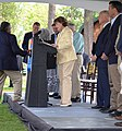 Sen. Dianne Feinstein at the 18th Annual Lake Tahoe Summit (14969246416).jpg