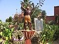 Senegal - Dakar - Goree Dakar - homage aux esclaves - maison des esclaves.jpg