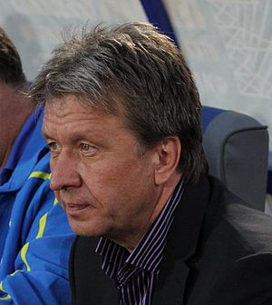 Sergei Balakhnin - Image: Sergei Balakhnin 2011