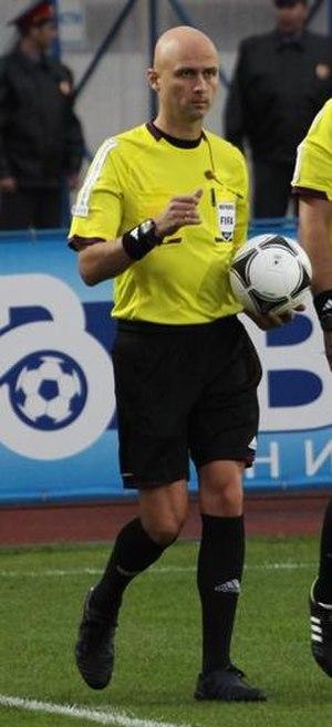 Sergei Karasev - Image: Sergei Karasev 2012