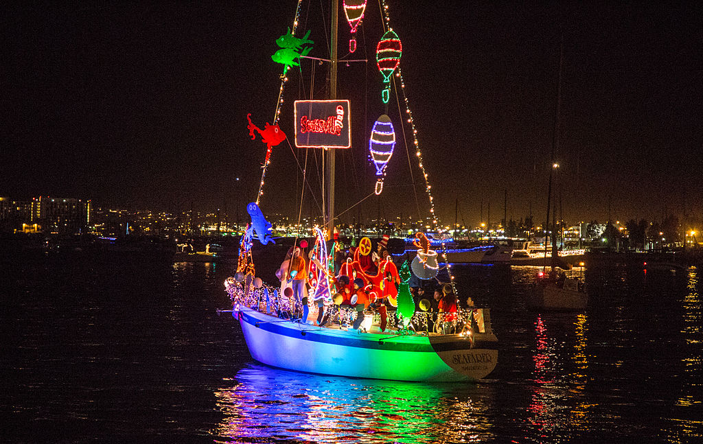 San Diego Bay Parade Of Lights Enchanting FileSeussville San Diego Bay Parade Of Lights 60 60
