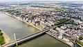 Severinsbrücke Köln, Rheinauhafen, Rhein - Luftaufnahme-0114.jpg