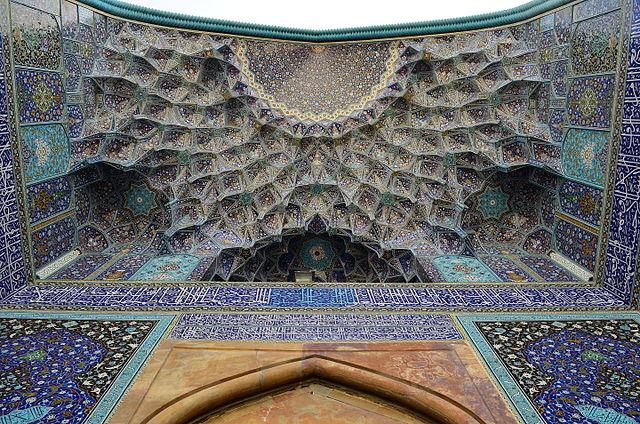Moschea dello Scià, Isfahan