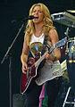 Shakira - Glastonbury Festival 2010.jpg