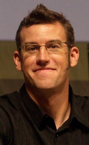 Shane Acker - Ackler in July 2009