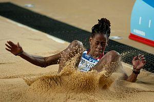 Shara Proctor - Proctor at the 2012 IAAF World Indoor Championships