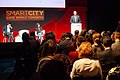 Sharing Cities Summit at SCEWC 15, presentation of Declaration.jpg