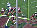 Shaun Hill passes at at Rams at 49ers 11-16-08 3.JPG