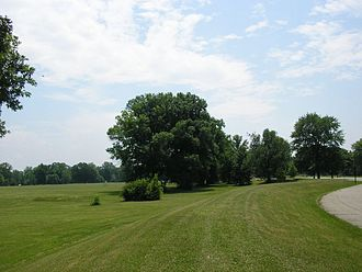 Shawnee, Louisville - The Olmsted-designed Shawnee Park