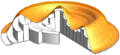 Shell integral undergraph - around y-axis.png