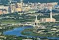 Shezi Bridge and Beitou Refuse Incineration Plant 20150705.jpg