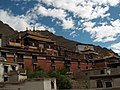 Shigatse or Rikaze , Tashilhunpo Monastery - panoramio (2).jpg