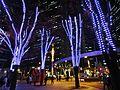 Shinjuku i-Land Tower- Christmas Illumination 2011 (6559267003).jpg