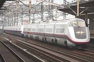 Yamabiko - Image: Shinkansen E3 komachi