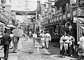 Shinkyogoku circa 1920.JPG