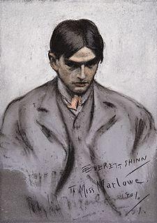Everett Shinn American painter
